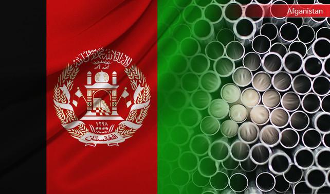 Afgan firma paslanmaz çelik boru ithal edecek