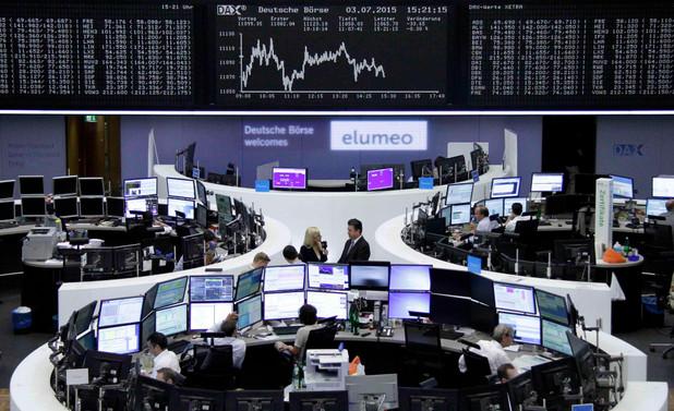 Avrupa'da borsalar yükselişle açıldı