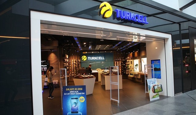 Turkcell'in iştiraki Ukrayna'da ihale kazandı