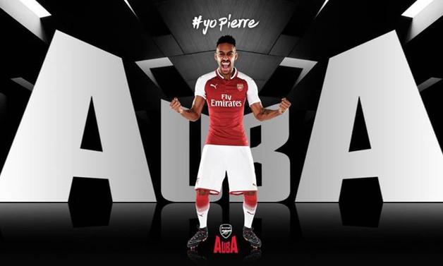 Aubameyang resmen Arsenal'de