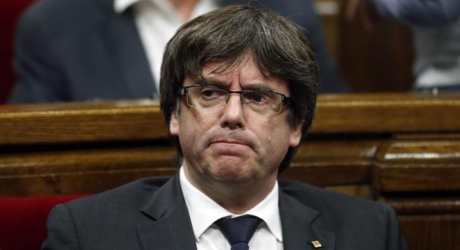 Eski Katalonya lideri Puigdemont: Bizimkiler beni feda etti