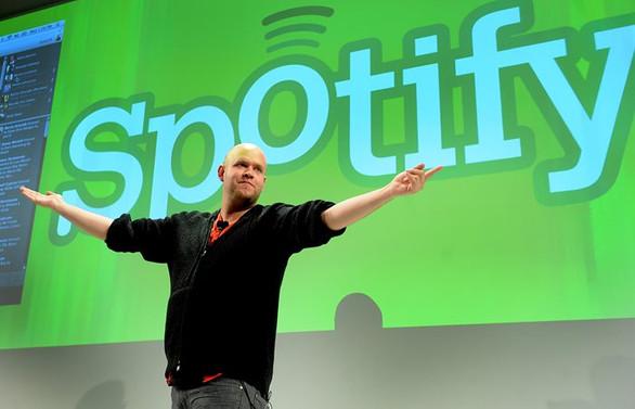 Spotify, ABD'de halka açılacak