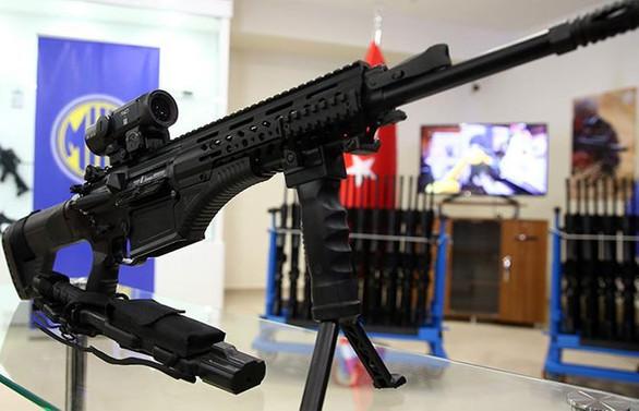 MİT personeline yerli silah
