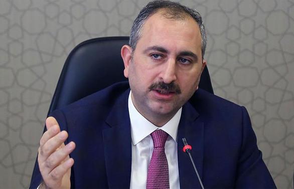Adalet Bakanı:  Atilla davası Türkiye'nin egemenliğine saldırı