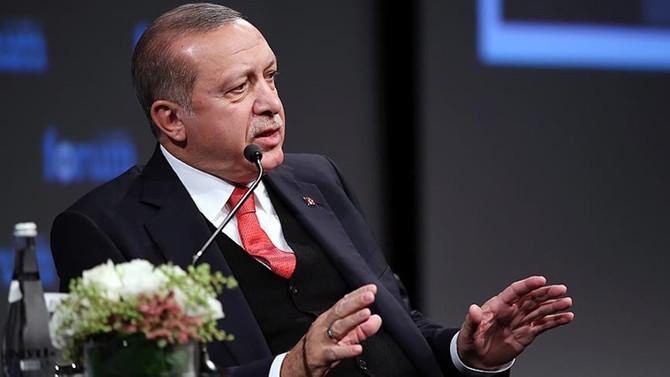 Erdoğan Fransız basınına konuştu