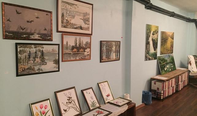 Kuzey Kore'li sanatçıların eserlerine yoğun ilgi