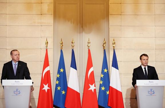 Erdoğan: Üyelik süreci bizi ciddi manada yoruyor
