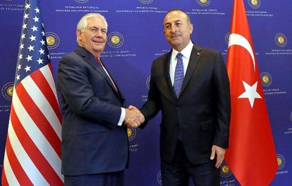 Çavuşoğlu, ABD'li mevkidaşıyla telefonla görüştü