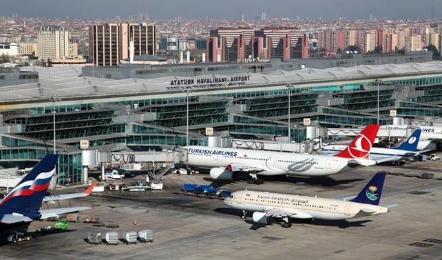Havayolu yolcu trafiği yüzde 11 arttı