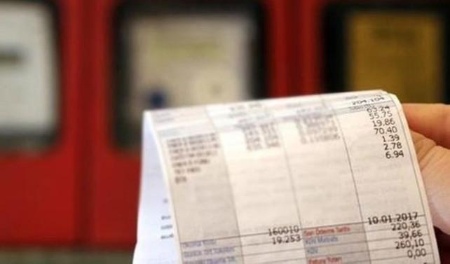 Enerjide tasarruf planı için faturalar değişiyor