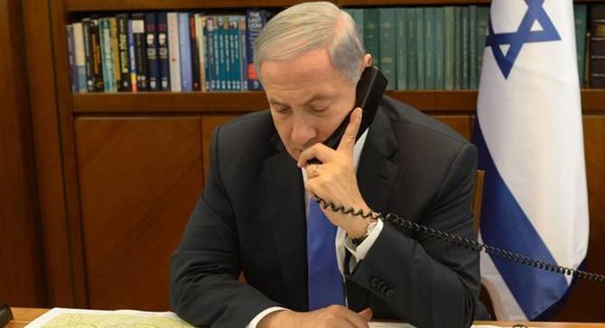 Netanyahu'dan Avrupalı liderlere İran telefonu