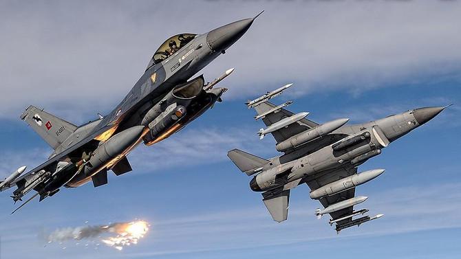 Kuzey Irak'ta 6 terörist etkisiz hale getirildi