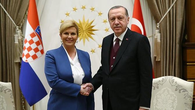 Erdoğan: Terörle mücadele konusunu ele aldık