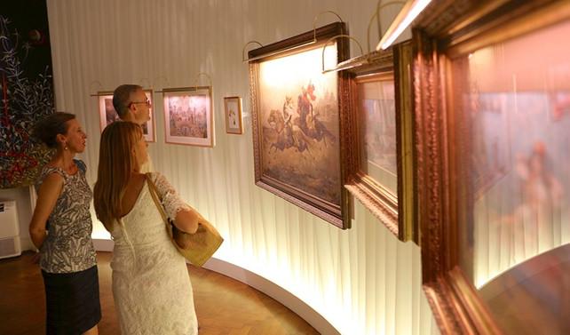 Arkas Sanat Merkezi'nde 1001 Gece masalları
