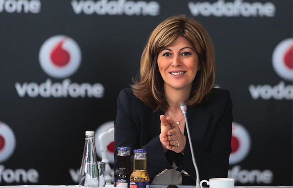 Serpil Timuray, Vodafone Avrupa Bölgesi CEO'su oldu