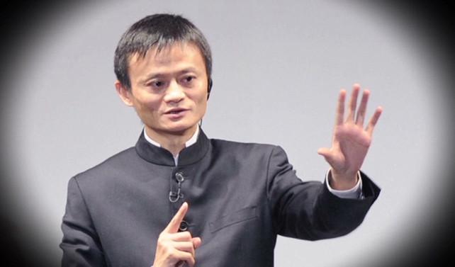 Çin'in en zengini Jack Ma