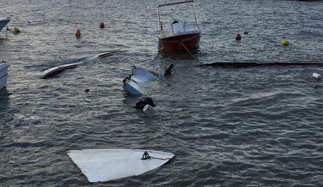 Karaburun'da göçmen teknesi battı: 4 ölü