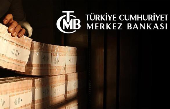 TCMB rezervleri 460 milyon dolar azaldı