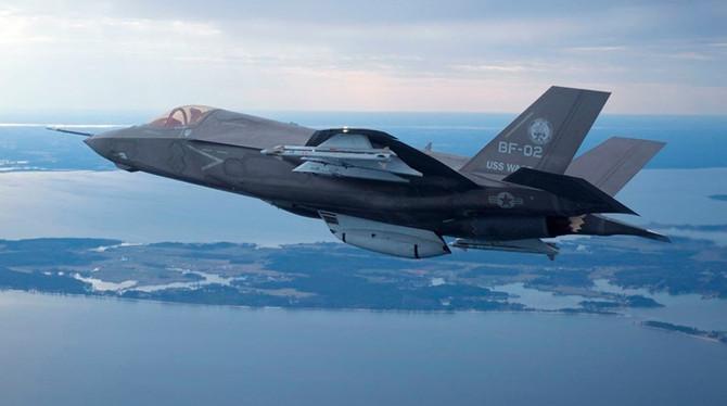 ABDnin ardından İsrail de F-35 uçuşlarını durdurdu 19