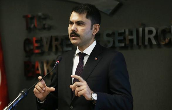Çevre ve Şehircilik Bakanı Kurum: İmar barışında süre uzamayacak