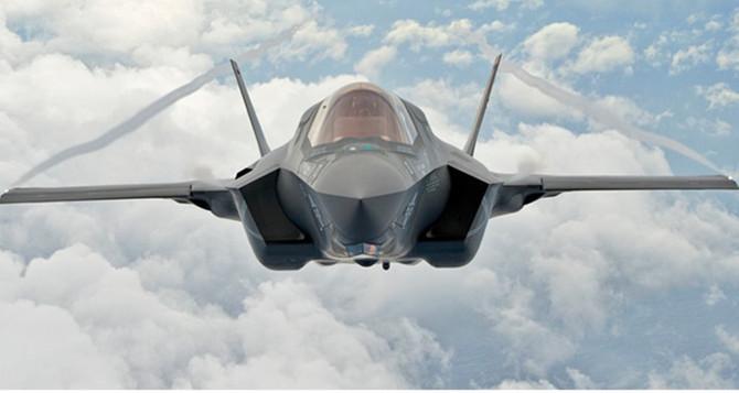 ABDnin ardından İsrail de F-35 uçuşlarını durdurdu 37