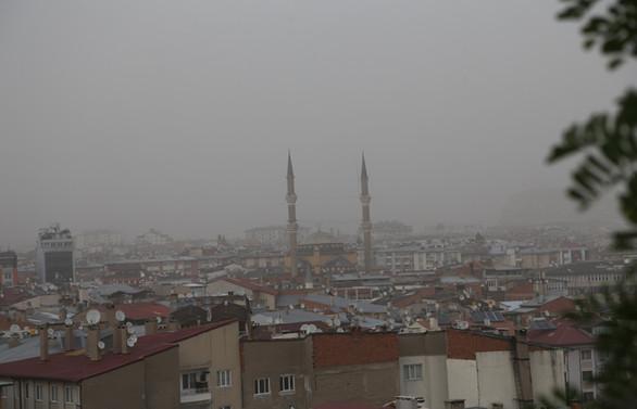 Meteorolojiden toz uyarısı