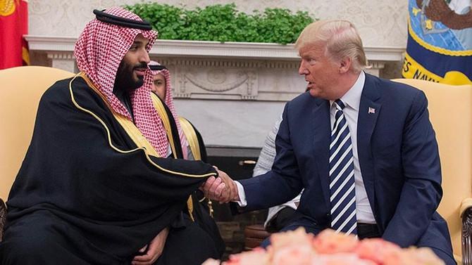Trump: Suudi Arabistan'a ihtiyacımız var