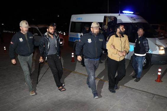 6 DEAŞ şüphelisi tutuklandı