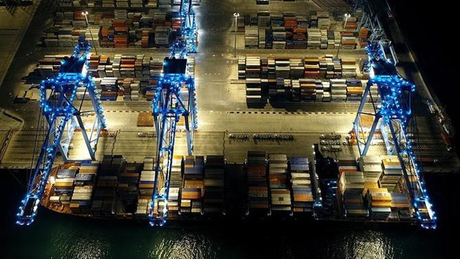 Ege'de ihracat rekoru