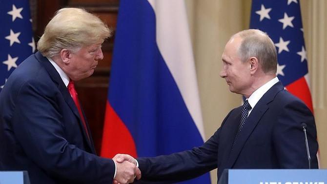 ABD Rusya ile imzalanan nükleer anlaşmadan çekiliyor