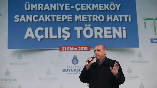 Cumhurbaşkanı Erdoğan: Salı günü detayları anlatacağım