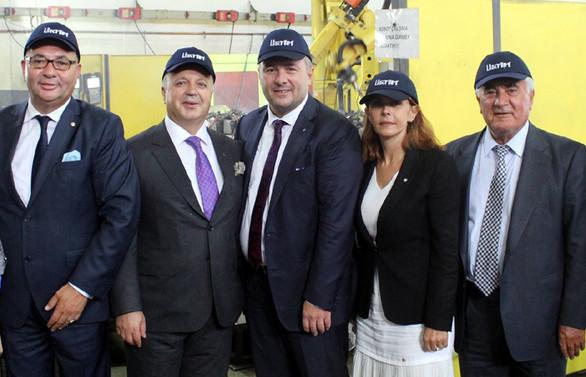 TİM Başkanı Gülle'den URTİM'e ziyaret