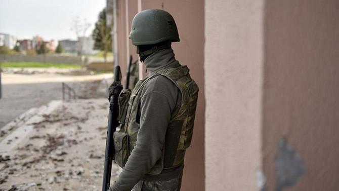Irak'ın kuzeyinde bir asker şehit oldu