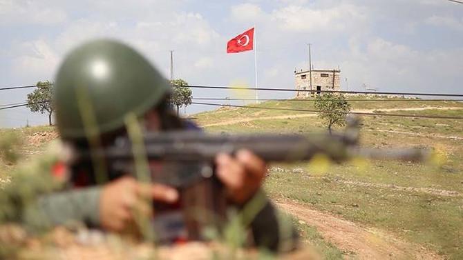 Mardin'de teröristlerle sıcak temas: 2 asker yaralandı