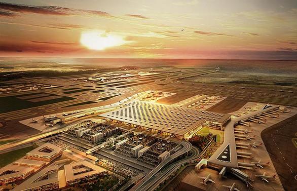Yeni Havalimanı için toplu ulaşım ve otopark müjdesi
