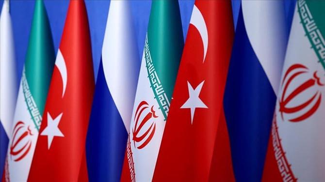 Türkiye, Rusya ve İran'dan 'Suriye anayasa komitesi' anlaşması