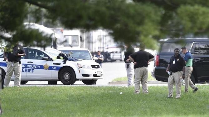 ABDde silahlı saldırı: 2 ölü 5