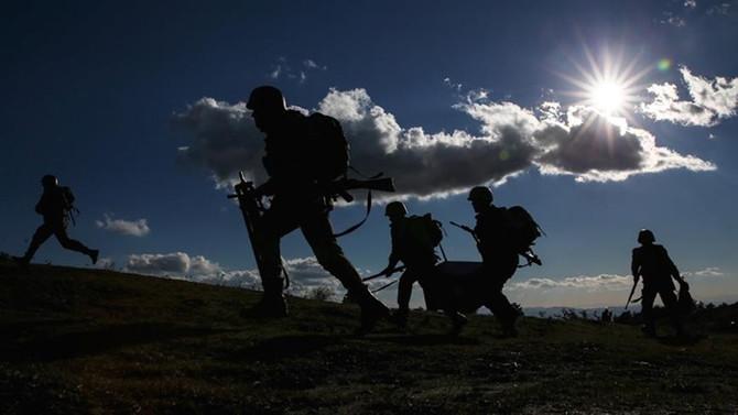 Tunceli'de operasyona katılan 2 asker şehit oldu