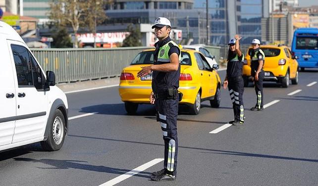 İstanbul'da bazı yollar trafiğe kapalı