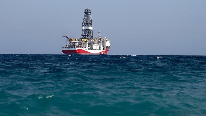 Fatih gemisi ilk sondaja çıkıyor