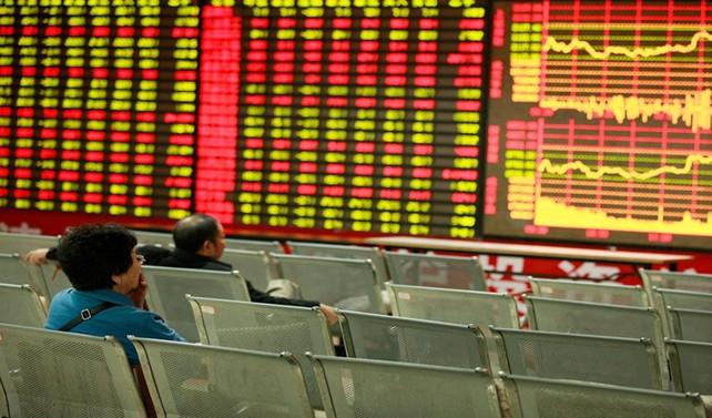 Çin borsası haftaya yüzde 2.5 düşüşle başladı