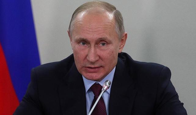 Putin: Rusya, Türkiye ile İdlib'de dayanışma içinde