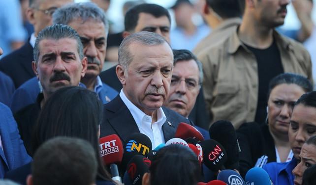 Erdoğan'dan ilk Melih Gökçek yorumu