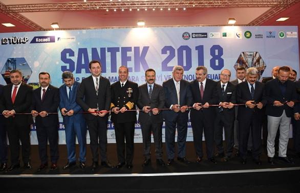 SANTEK 2018 kapılarını açtı