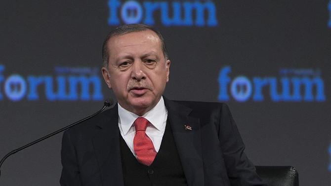 Erdoğan'dan AB'ye referandum mesajı