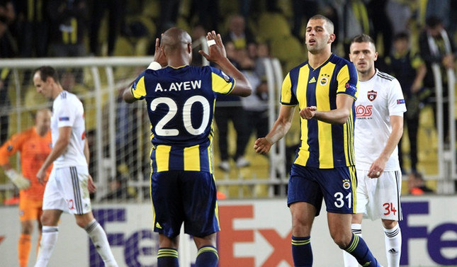 Fenerbahçe, Avrupa'da üç puanla tanıştı