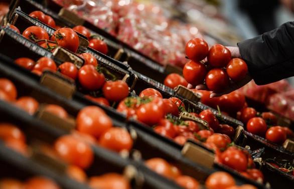 Yurt dışına en çok domates sattık