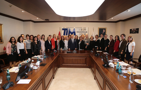 TİM Kadın Konseyi kuruldu
