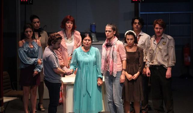 Şehir Tiyatroları'nda oyun zamanı