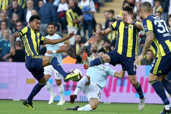 Kadıköy'de puanlar bölüşüldü